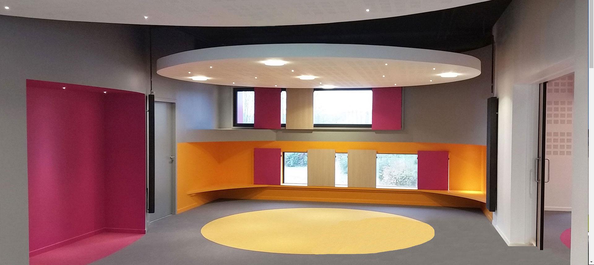archimage et associ s cabinet d 39 architectes. Black Bedroom Furniture Sets. Home Design Ideas