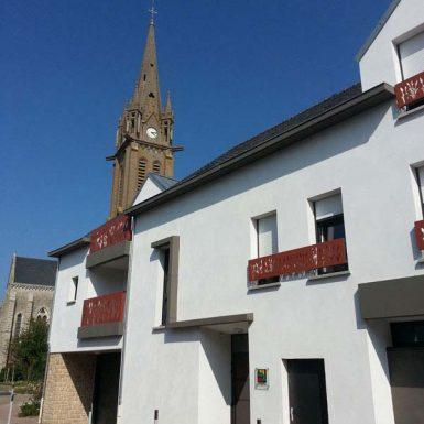 Ilot Le Parvis - Place de l'église
