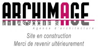 Site en construction Archimage et associés